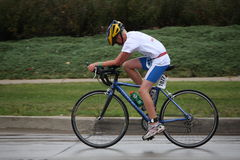 2011 mistrzostwa ironkids triathlon my Zdjęcie Royalty Free