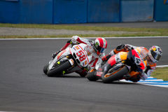 2011 MotoGP of Japan Royalty Free Stock Photos