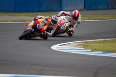 2011 MotoGP of Japan Stock Photos