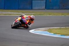 2011 MotoGP van Japan Stock Fotografie
