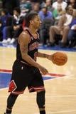 2011 NBA All Star player Derrick Rose Royalty Free Stock Image