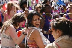 2011, Notting Heuvel Carnaval Royalty-vrije Stock Afbeeldingen