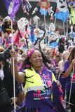 2011, Notting Hill Carnival Stock Photo