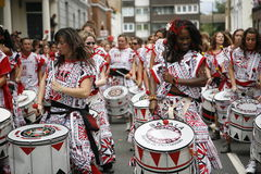 2011, Notting Hill Carnival Royalty Free Stock Images