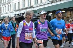 2011 NYC Marathon Lizenzfreie Stockfotos