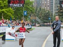 2011 Ottawa Marathon Stock Images