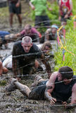 2011 Ottawa Spartan Sprint Race Stock Images