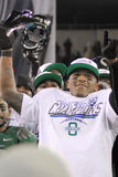 2011 PAC-12 Championship Game - LaMichael James Stock Photo