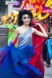 2011 parady chingay zapowiedź Zdjęcia Royalty Free