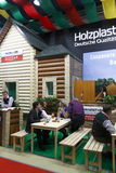 2011 powystawowych międzynarodowych mosbuild Zdjęcia Stock