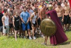 2011 Ras van de Sprint van Ottawa het Spartaanse Stock Afbeelding