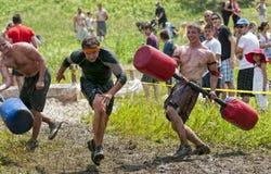 2011 Ras van de Sprint van Ottawa het Spartaanse Royalty-vrije Stock Afbeeldingen