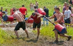 2011 Ras van de Sprint van Ottawa het Spartaanse Stock Fotografie
