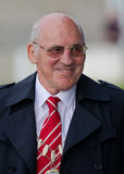 2011 RFL President, Bev Risman Stock Images