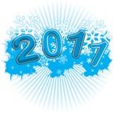 2011 rok Obrazy Stock