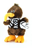 2011 Rugby World Cup - All Blacks Mascot Kiwi Royalty Free Stock Photos