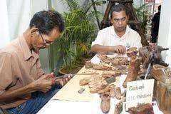 2011 rzemiosła dzień Malaysia obywatel Obrazy Royalty Free