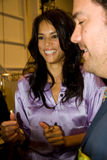 2011 spadek pokaz mody veronica webb Zdjęcie Royalty Free