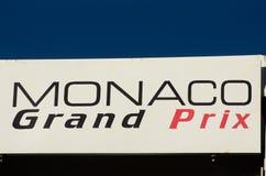 2011 storslagna monaco prix Royaltyfria Foton