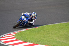 2011 Suzuka 8hours World Endurance Championship Royalty Free Stock Photo