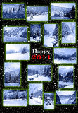 2011 szczęśliwy Fotografia Stock
