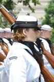 2011 Volkstrauertag-Parade Stockbild