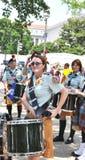 2011 Volkstrauertag-Parade Lizenzfreies Stockfoto