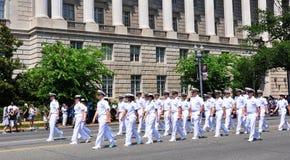 2011 Volkstrauertag-Parade. Stockfoto