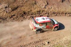 2011 WRC Sammlung-Akropolis Stockfotos