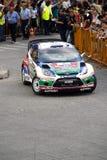 2011 WRC Sammlung-Akropolis Lizenzfreie Stockfotos