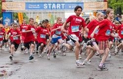 2011 Y Ottawa Marathon Royalty Free Stock Photography
