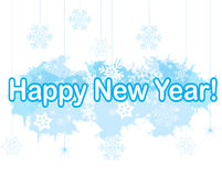2011_year_blank Royalty Free Stock Images