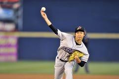 2012业余棒球体协-东部Lge冠军 图库摄影