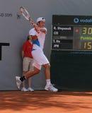 2012个杯子马力小组网球世界 免版税图库摄影