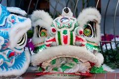 2012中国人弗朗西斯科新的游行圣年 免版税库存图片
