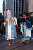 2012中国人弗朗西斯科新的游行圣年 图库摄影