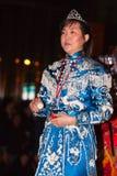 2012中国人弗朗西斯科新的游行圣年 免版税库存照片
