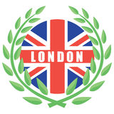 2012场比赛奥林匹克的伦敦 库存照片