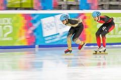 2012场比赛奥林匹克青年时期 图库摄影
