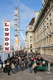 2012年伦敦 免版税库存图片