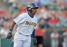 2012年棒球联盟未成年人 免版税库存图片