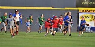 2012年棒球联盟未成年人 图库摄影