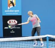 2012年澳大利亚公开赛职业网球 免版税图库摄影