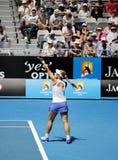 2012年澳大利亚公开赛职业网球 免版税库存照片