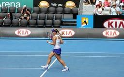 2012年澳大利亚公开赛职业网球 库存照片