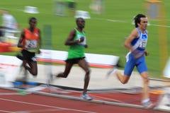 2012年约瑟夫纪念odlozil布拉格赛跑者 免版税库存照片