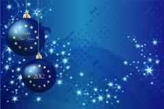 2012新年度 免版税库存照片