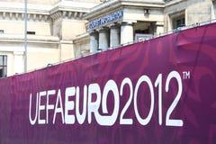 2012欧元 免版税图库摄影