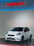 2012第33个曼谷国际汽车展示会 库存图片