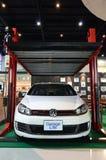 2012第33个曼谷国际汽车展示会 免版税库存图片